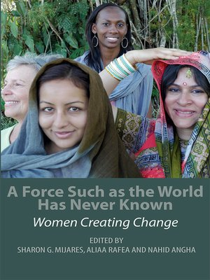cover image of A Force Such as the World Has Never Known