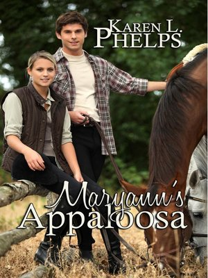 cover image of Maryann's Appaloosa