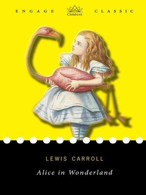 cover image of Alice in Wonderland