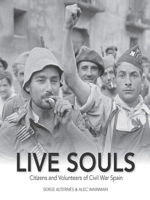 cover image of Live Souls