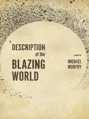 cover image of A Description of the Blazing World