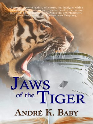 cover image of Jaws of the Tiger