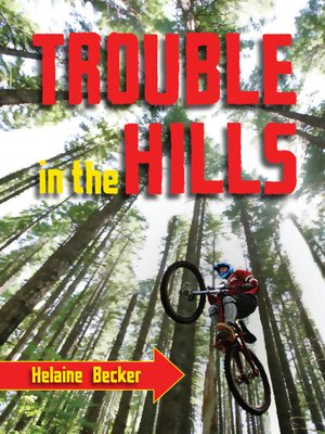 cover image of Trouble in the Hills