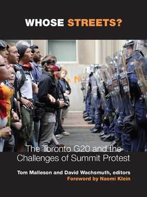 cover image of Whose Streets?