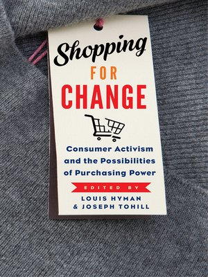 cover image of Shopping for Change