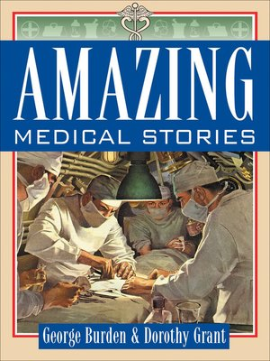 cover image of Amazing Medical Stories