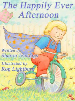 cover image of The Happily Ever Afternoon