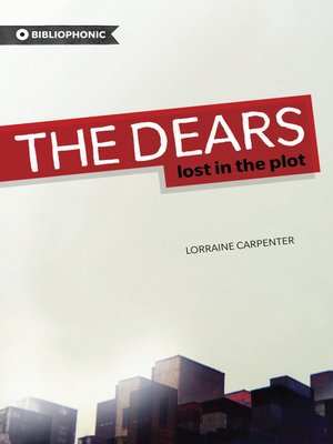 cover image of The Dears