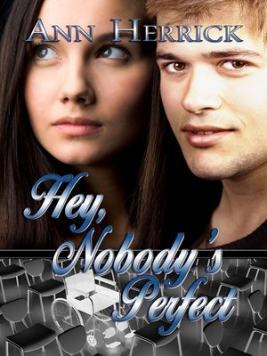cover image of Hey, Nobody's Perfect