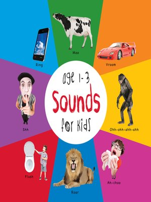 cover image of Sounds for Kids age 1-3
