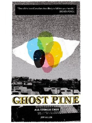 cover image of Ghost Pine
