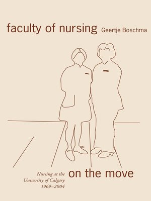 cover image of Faculty of Nursing on the Move
