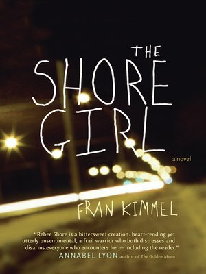 cover image of The Shore Girl