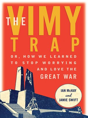 cover image of The Vimy Trap