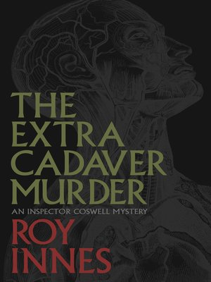 cover image of The Extra Cadaver Murder