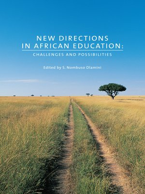 cover image of New Directions in African Education