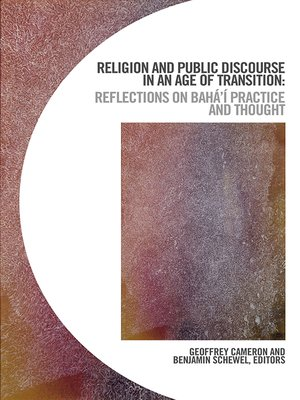 cover image of Religion and Public Discourse in an Age of Transition