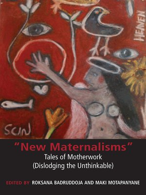 "cover image of ""New Maternalisms"""