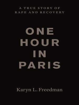 cover image of One Hour in Paris