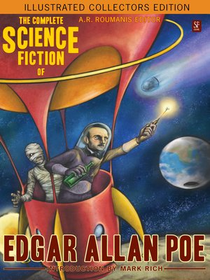 cover image of The Complete Science Fiction of Edgar Allan Poe