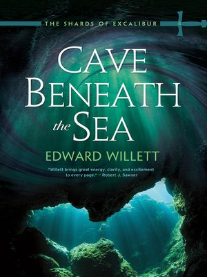 cover image of Cave Beneath the Sea
