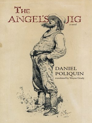 cover image of The Angel's Jig