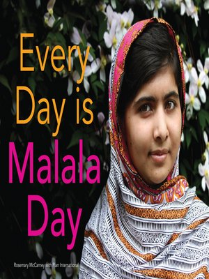 cover image of Every Day is Malala Day