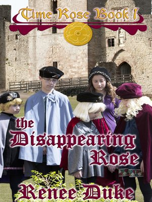 cover image of The Disappearing Rose