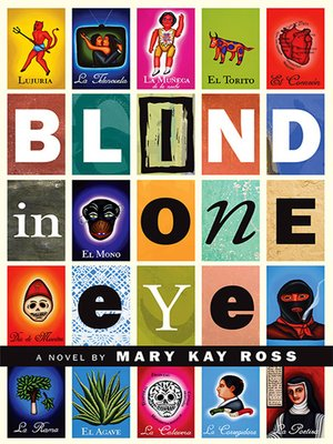 cover image of Blind in One Eye