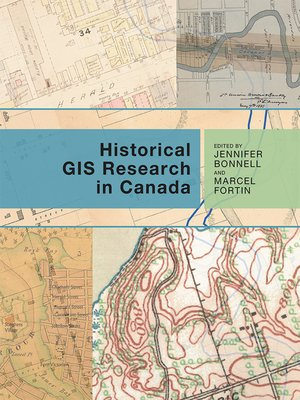 cover image of Historical GIS Research in Canada