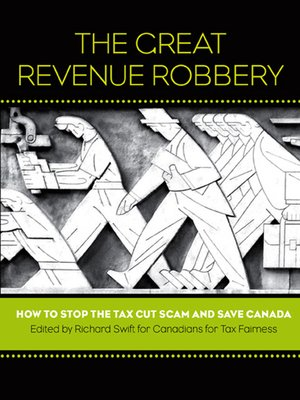 cover image of The Great Revenue Robbery