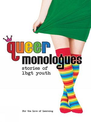 cover image of Queer Monologues