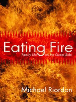 cover image of Eating Fire