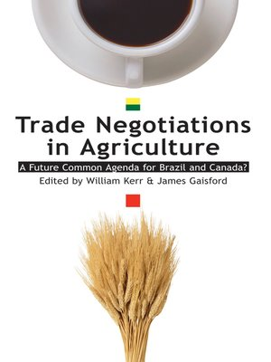 cover image of Trade Negotiations in Agriculture