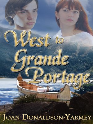 cover image of West to Grande Portage