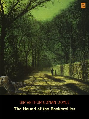 cover image of Sherlock Holmes: The Hound of the Baskervilles
