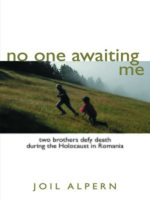 cover image of No One Awaiting Me