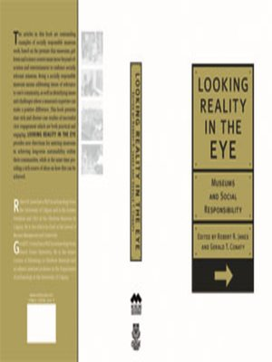 cover image of Looking Reality in the Eye