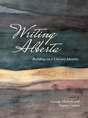 cover image of Writing Alberta