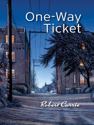 cover image of One-Way Ticket