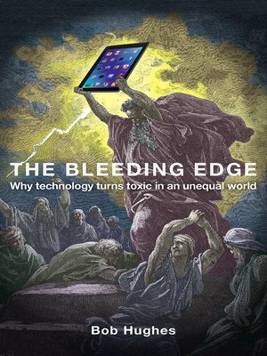 cover image of The Bleeding Edge