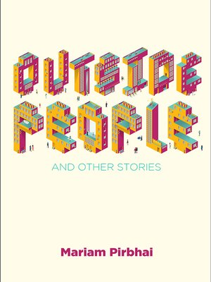 cover image of Outside People and Other Stories