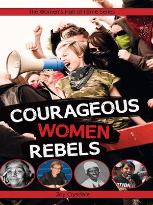 cover image of Courageous Women Rebels