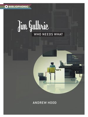 cover image of Jim Guthrie