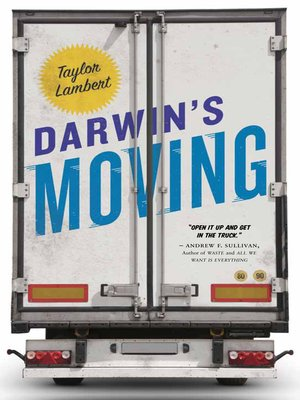 cover image of Darwin's Moving