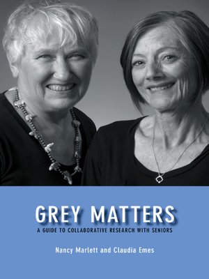 cover image of Grey Matters
