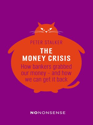 cover image of The Money Crisis