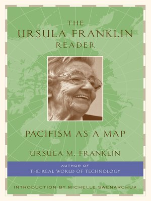cover image of The Ursula Franklin Reader