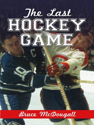 cover image of The Last Hockey Game