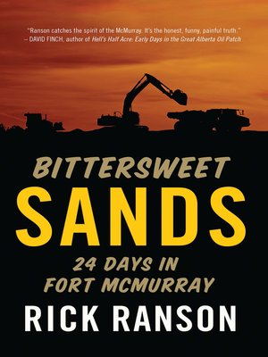 cover image of Bittersweet Sands